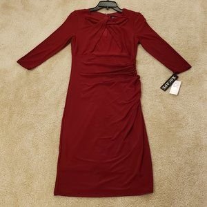Xscape Red BodyCon Dress